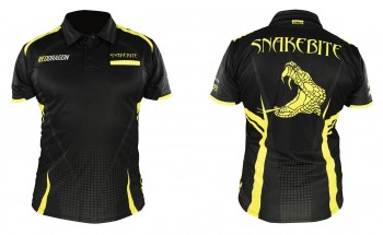 Red Dragon Peter Wright Snakebite Tour Shirt - XL