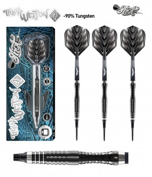 16g - Shot! Tribal Weapon IV Centre Weighted - Softdart