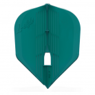 L-Style Flight - Kami L3 Pro Champagne Shape - Deep Green