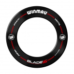 Winmau Surround Pro Pro-Line - Black