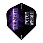 Red Dragon Flight Hardcore Peter Wright - Snakebite Purple Logo - 6419