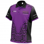 Red Dragon Peter Wright Snakebite World Champion Edition Tour Shirt - M