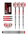 Red Dragon Seiya Asakura 22g - Softdart