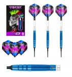Red Dragon Peter Wright PL15 Blue 18g - Softdart