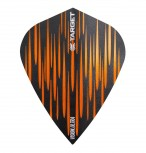Target Flight Vision Ultra Spectrum - Kite - Orange