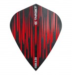 Target Flight Vision Ultra Spectrum - Kite - Red