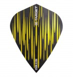 Target Flight Vision Ultra Spectrum - Kite - Yellow