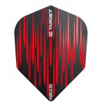 Target Flight Vision Ultra Spectrum - No6 - Red