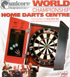 Unicorn Eclipse HD Home Darts Centre
