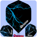 Designa Flight Lightning Strike - Blue