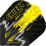 Harrows Flights Prime Dave Chisnall Black