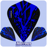 Harrows Flight Rapide X - Kite - Dark Blue