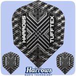 Harrows Flight Tufftex - Black