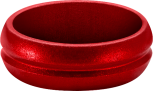 Mission F-Lock Ring - Red