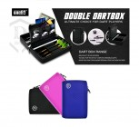 One80 Double Dartbox - Pink