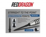 Red Dragon Conversion Points