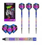 Red Dragon Peter Wright Mamba Rainbow 18g - Softdart