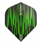 Target Flight Vision Ultra Spectrum - No2 - Green
