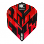 Target Flight Vision Ultra Sierra - No6 - Red