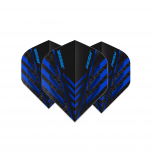 Winmau Flight - Prism 1.0 - Black & Blue