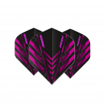 Winmau Flight - Prism 1.0 - Black & Pink